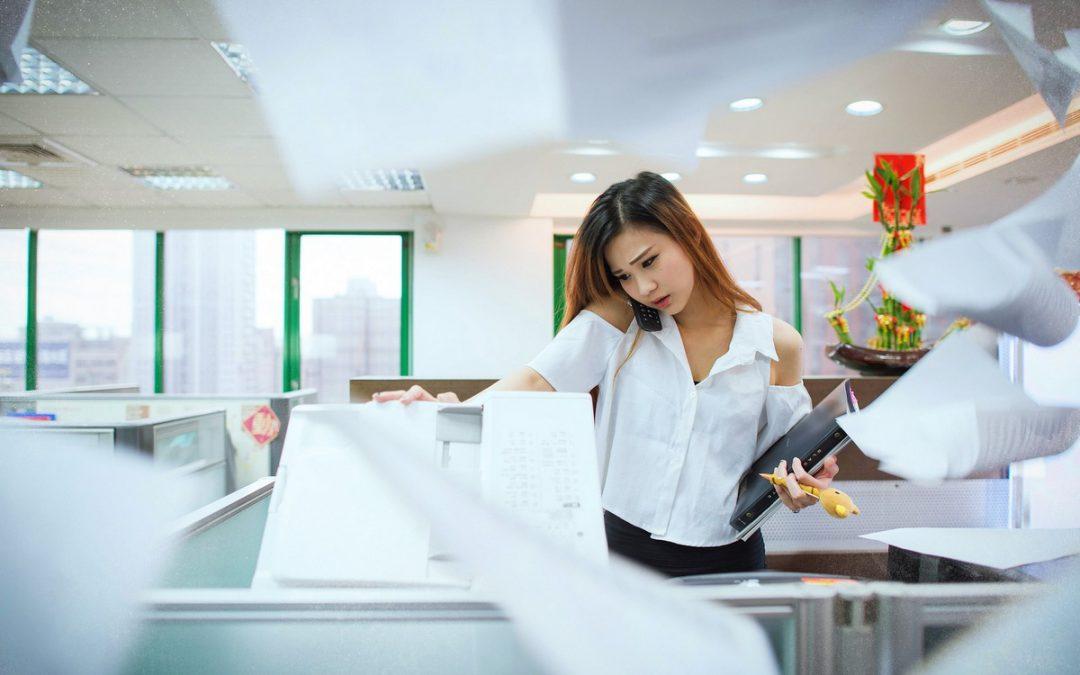 Hoe ga je om met stress op je werk?